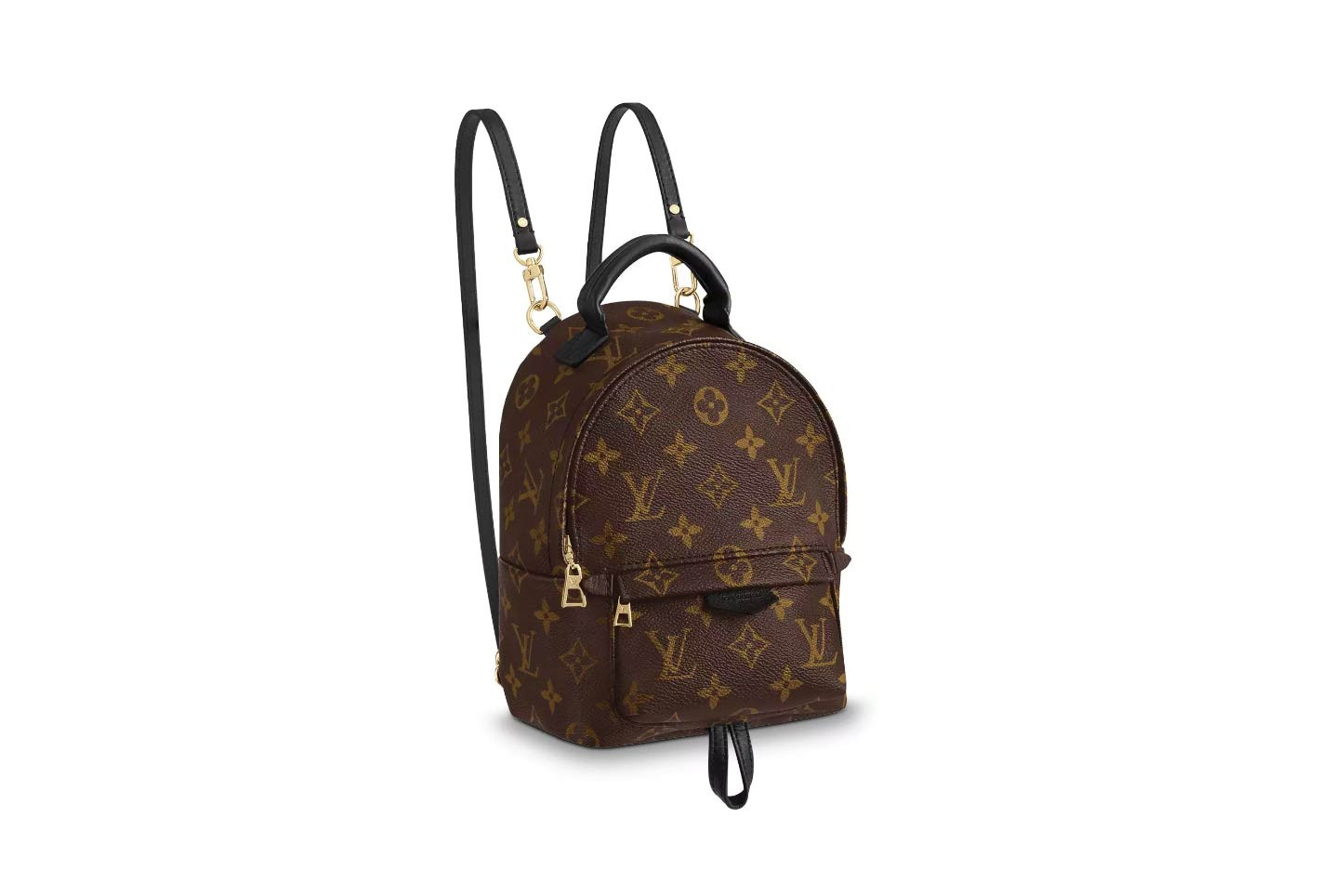 Girl Wearing Louis Vuitton Backpack New York City ae8370db2bc74