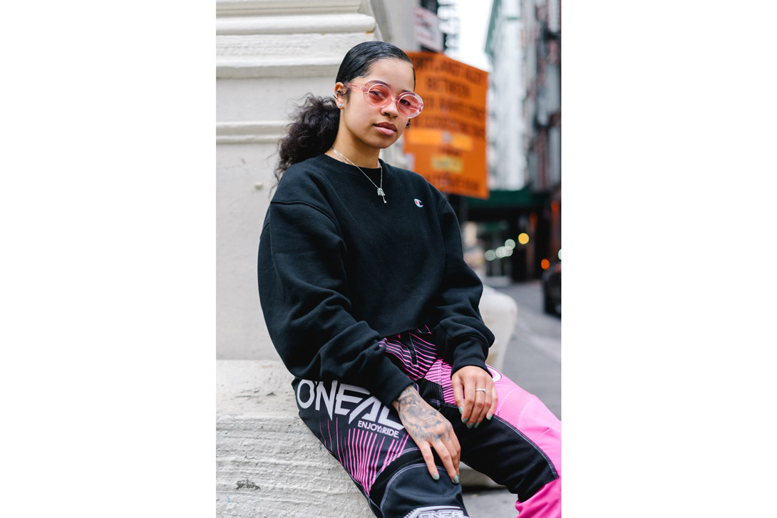 Ella Mai Interview New York City