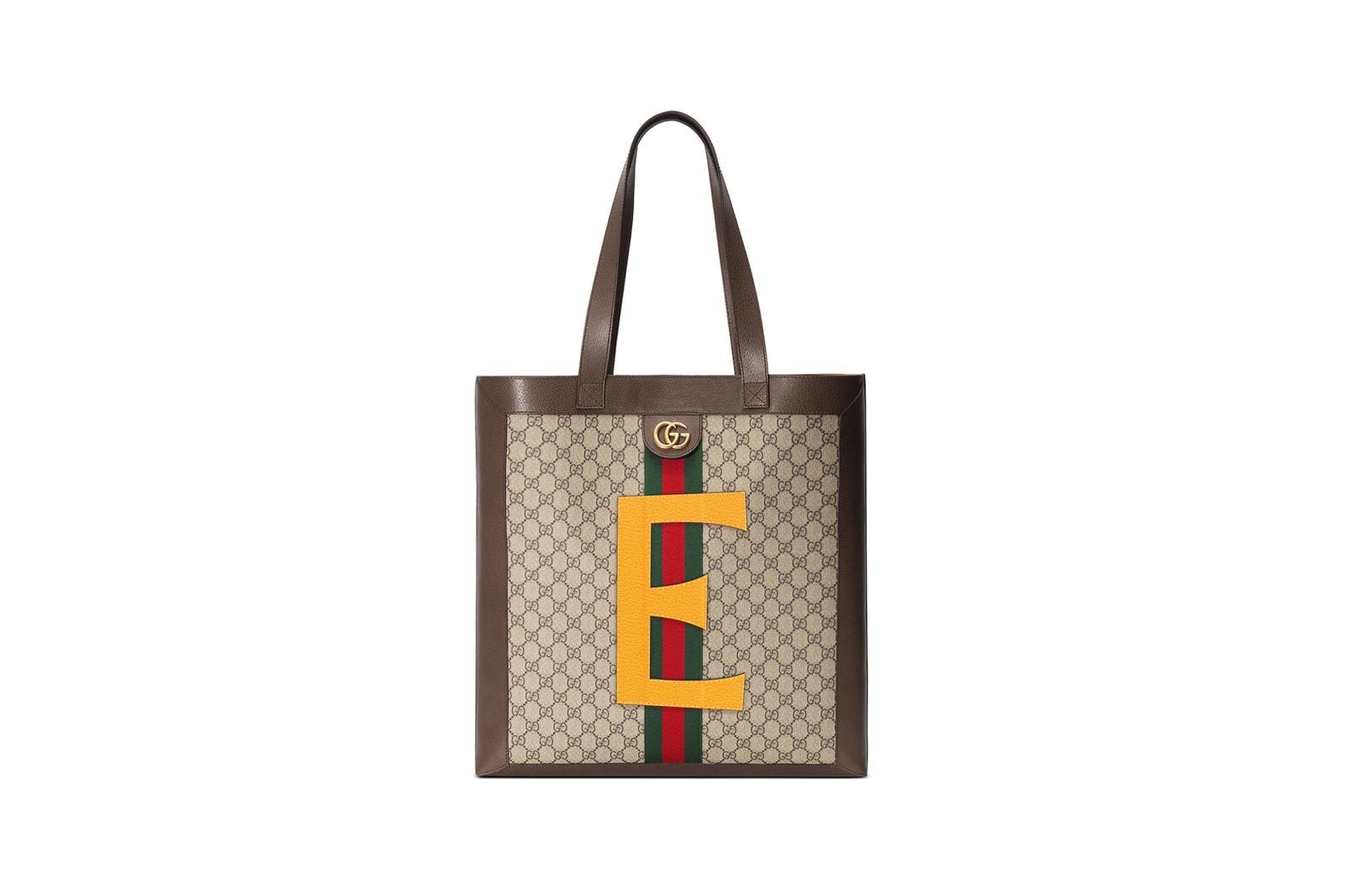 8ca69bda173b Gucci DIY Programme Ace Sneaker Ophidia Tote Bag Editorial
