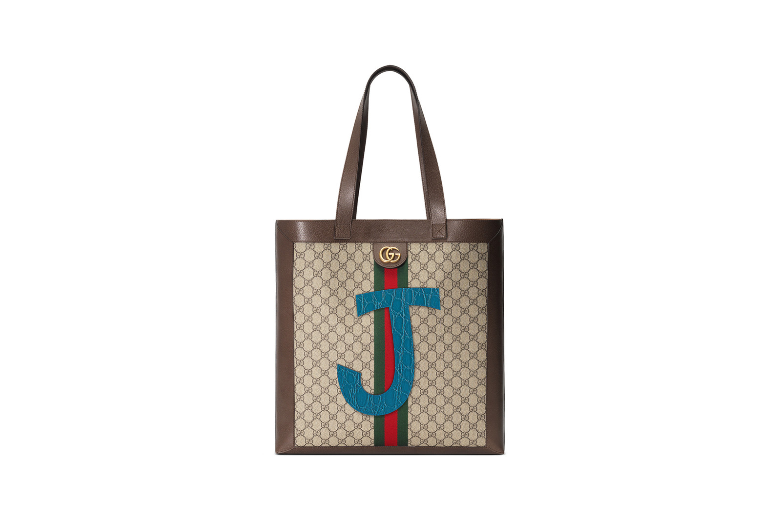 Gucci DIY Programme Ace Sneaker Ophidia Tote Bag Editorial