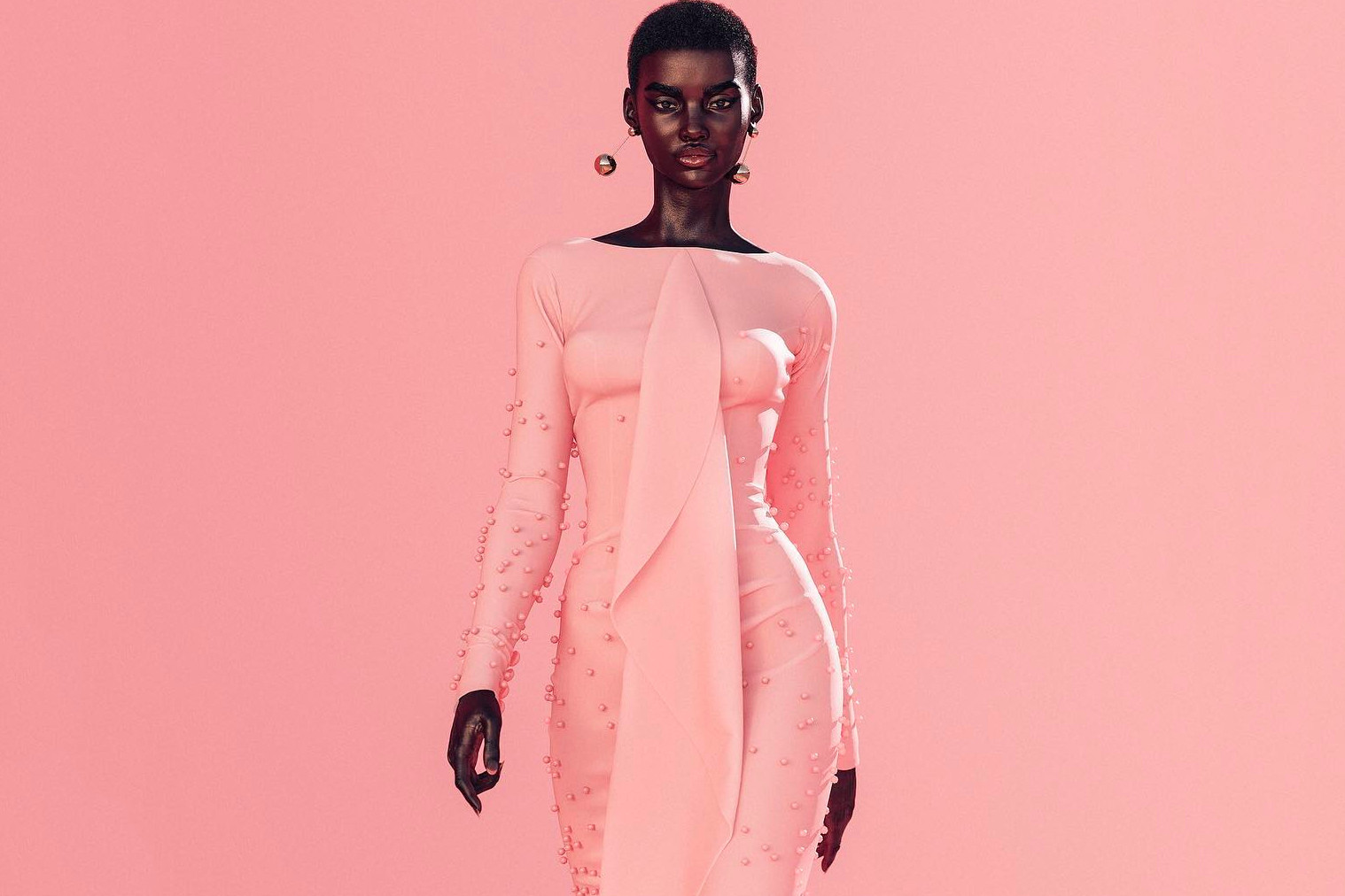 Lil Miquela Sousa Shudu Virtual AI Influencer Digital Marketing Instagram Social Media Model
