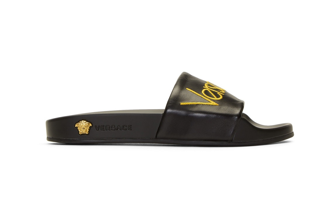 Luxury Slide Sandals From Gucci, Fendi and YEEZY