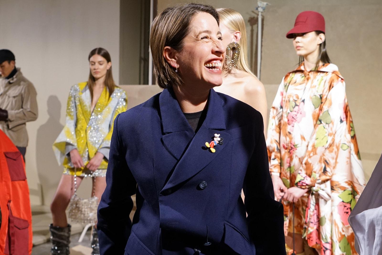 Natalie Kingham MATCHEFASHION Fashion Buying Director