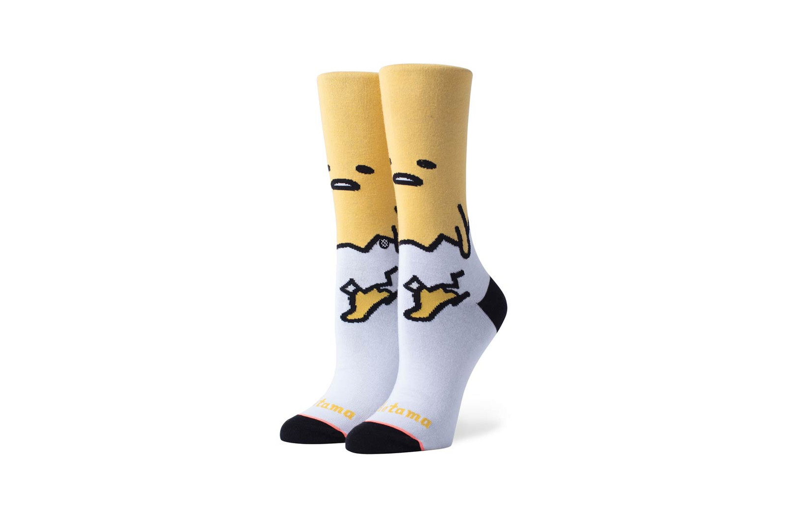 Sanrio Stance Hello Kitty Gudetama Socks