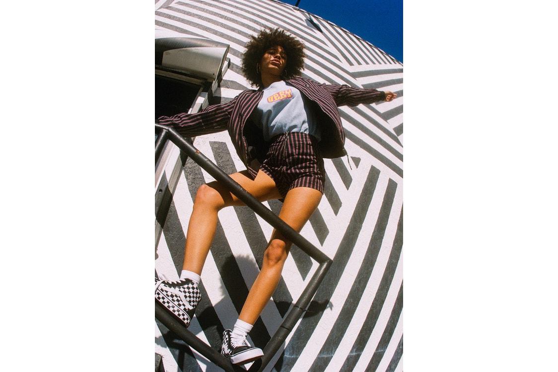 a11e70a8 Obey. 1 of 4. Best Women's Skate Clothing Brands Stussy Vans Brujas Dickies  Carhartt Nikita OBEY Santa Cruz Volcom Wasted