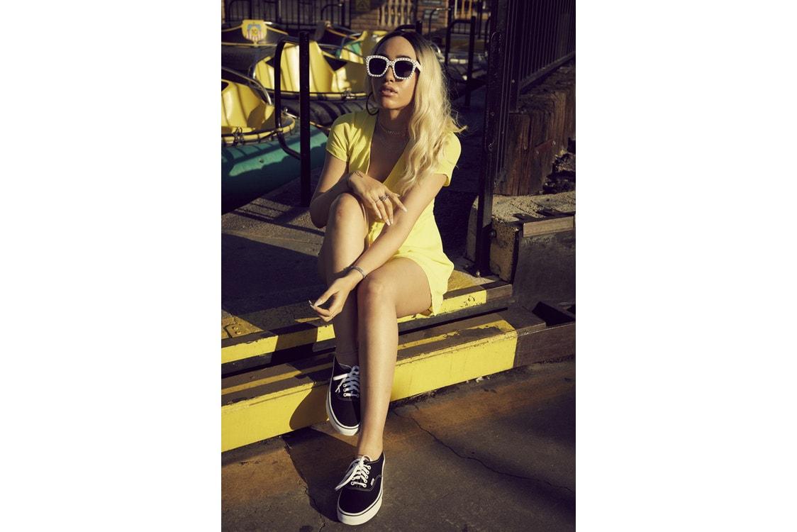 defa71e9 Best Women's Skate Clothing Brands Stussy Vans Brujas Dickies Carhartt  Nikita OBEY Santa Cruz Volcom Wasted. Obey. 4 of 4