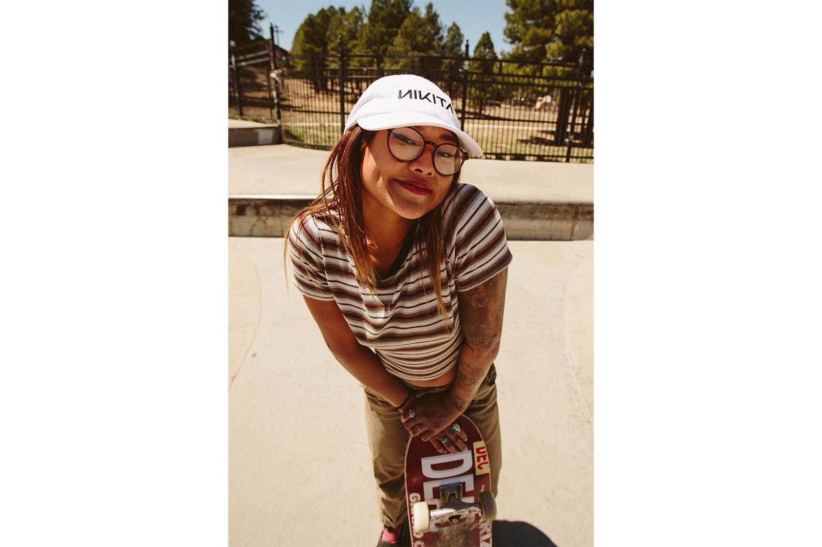 9b9c4041 4 of 4. Best Women's Skate Clothing Brands Stussy Vans Brujas Dickies  Carhartt Nikita OBEY Santa Cruz Volcom Wasted