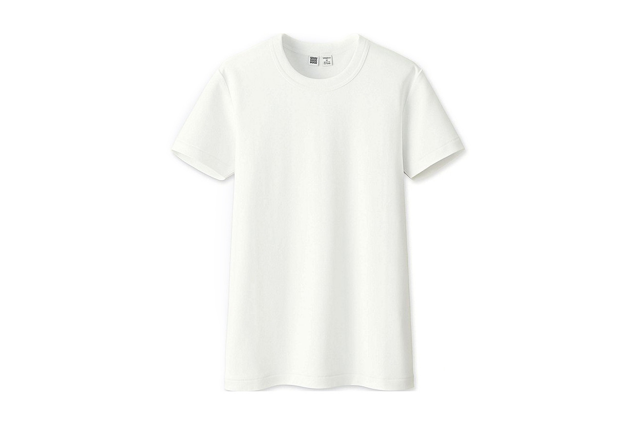 uniqlo u christophe lemaire perfect white tee tshirt