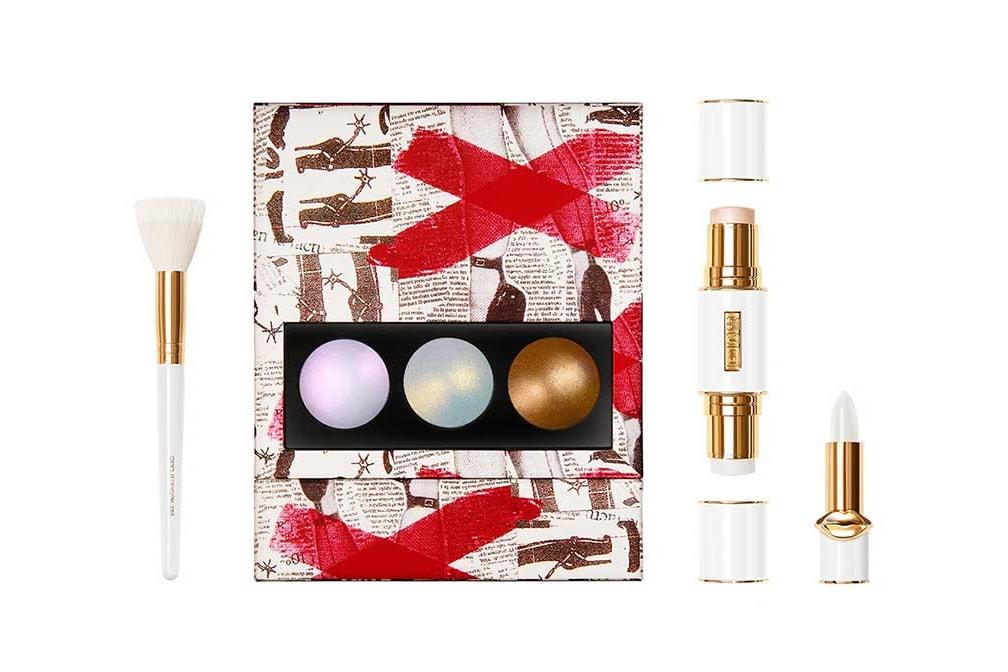 Aaliyah x MAC Makeup Collaboration Age Ain't Nothing Eyeshadow Palette Baby Girl Bronzing Powder Li Li's Motor City Lipgloss