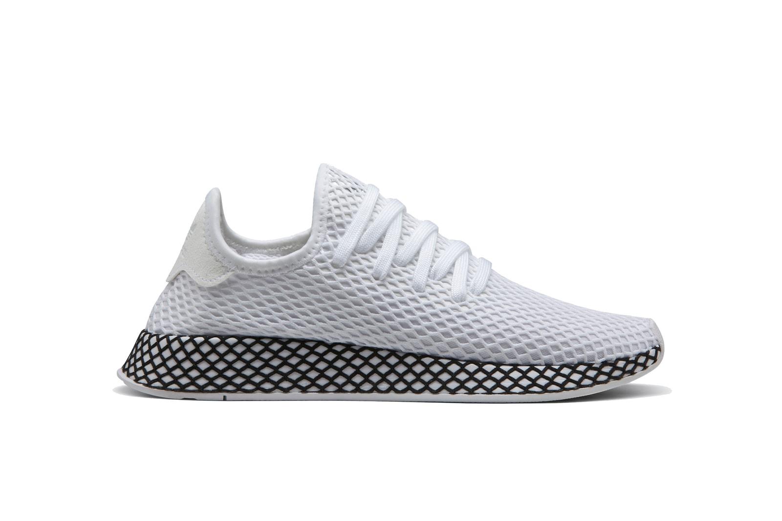 watch a99a0 ba152 adidas Originals Deerupt Six New Colorways Pink Blue White Black Green  Footwear Trainer Shoe