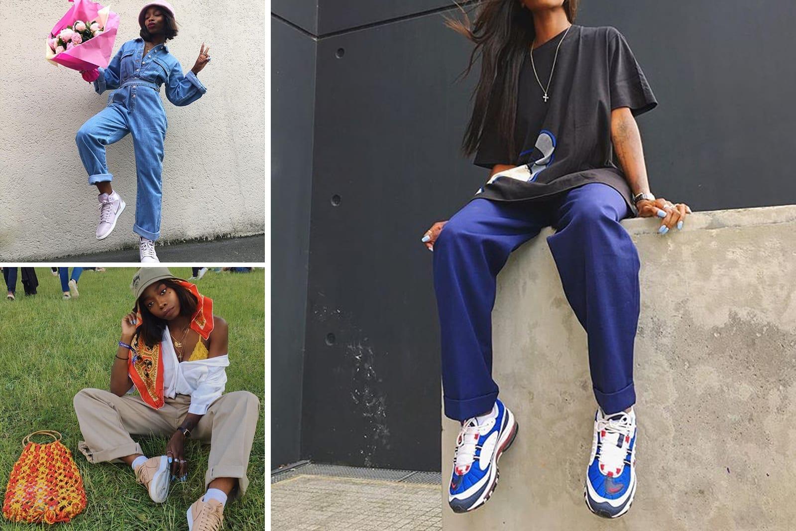 5 Best Dressed Women in Streetwear on
