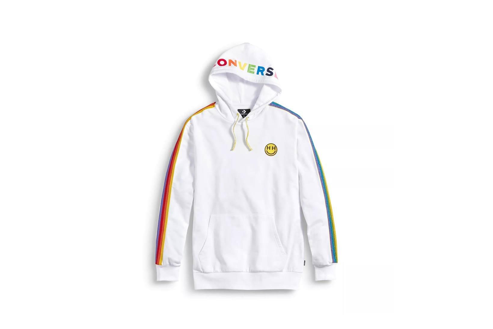 Miley Cyrus Designs Converse's Pride