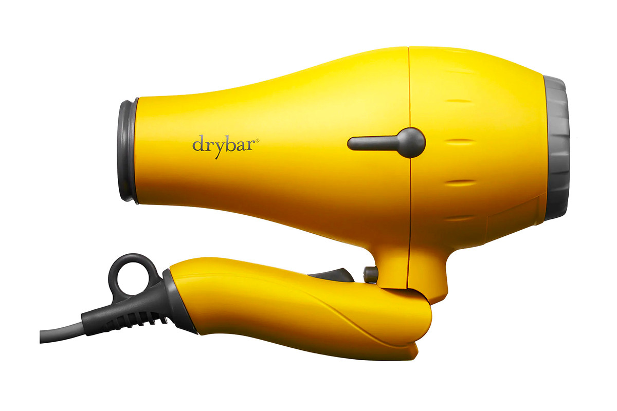 Drybar Baby Butter Cup Blow Dryer Hair Haircare Tools Yellow Expensive Luxury