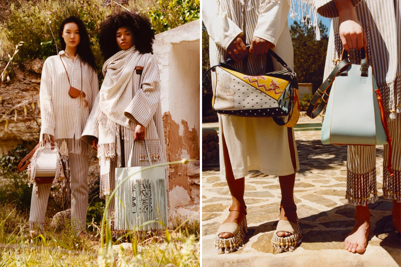 Here's Why Loewe Will Become the Next Big Brand Puzzle Bag J.W Anderson Jonathan Anderson Design Purse Collection St Paula's Ibiza