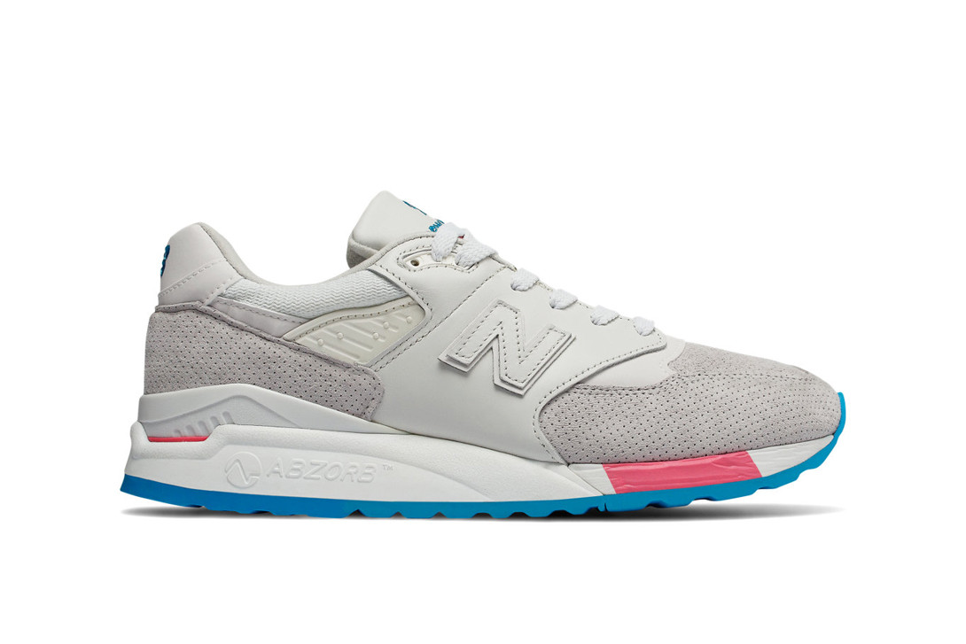 The Sneaker Edit New Balance 998 Arctic Fox