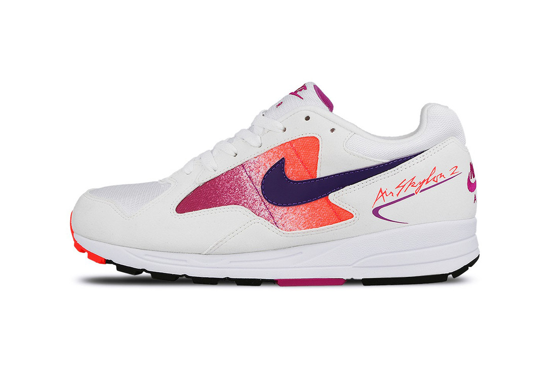 Nike Air Skylon II Air Max 180 Black Pink Blast