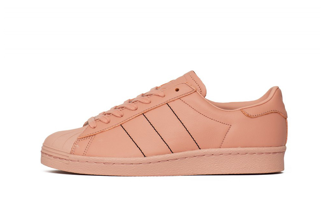 The Sneaker Edit adidas Originals Superstar 80 Trace Pink Nike Air Max 270 Special Edition Bordeaux