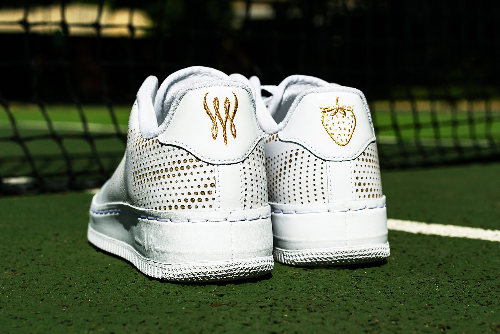 Serena Williams Nike Air Force 1