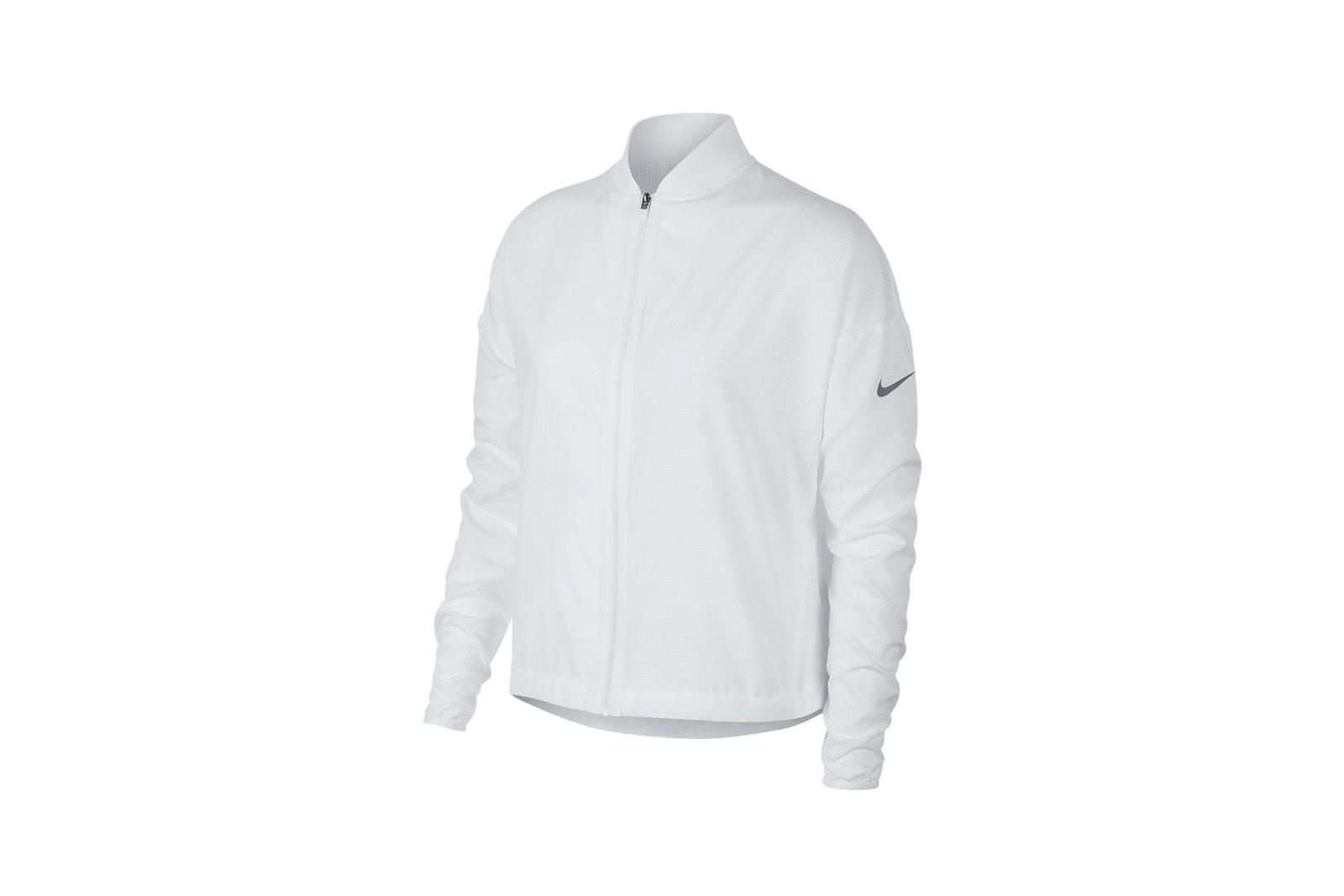 Sloane Stephens NikeCourt Slam Tank Victory Skirt White Lookbook