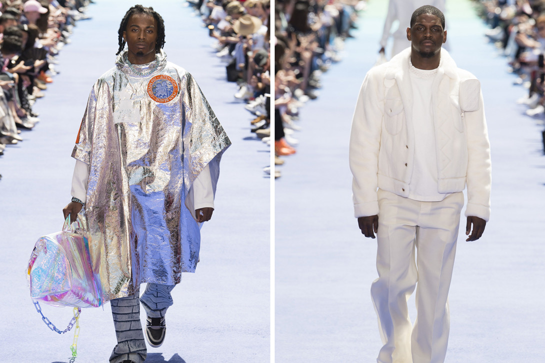 Virgil Abloh Off-White Spring/Summer 2019 Show Paris Fashion Week Backstage