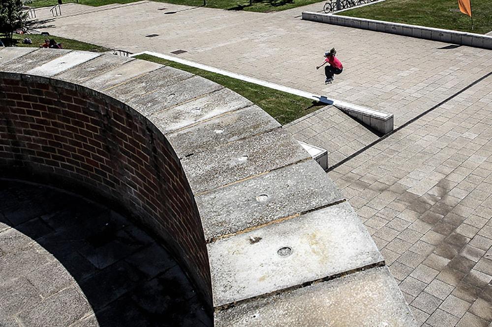 Concrete Girls UK Female Skateboarders Book Charlotte Thomas Photographer Interview