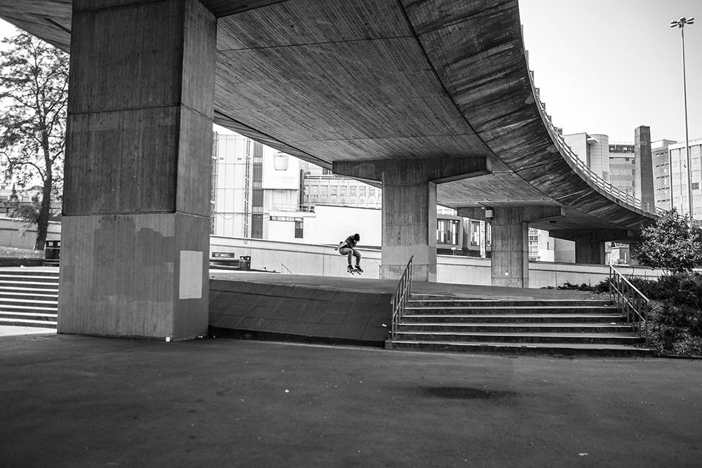 Concrete Girls UK Female Skateboarders Book Charlotte Thomas Photographer Interview