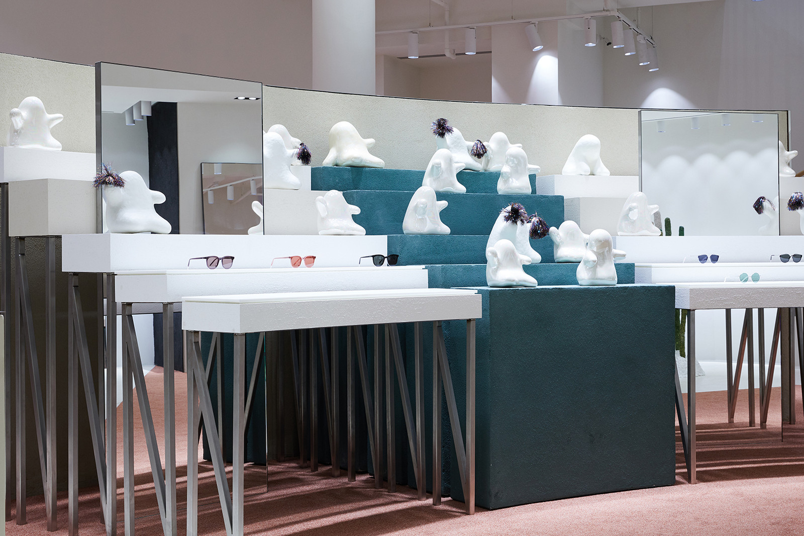 Gentle Monster London Flagship Store Interior