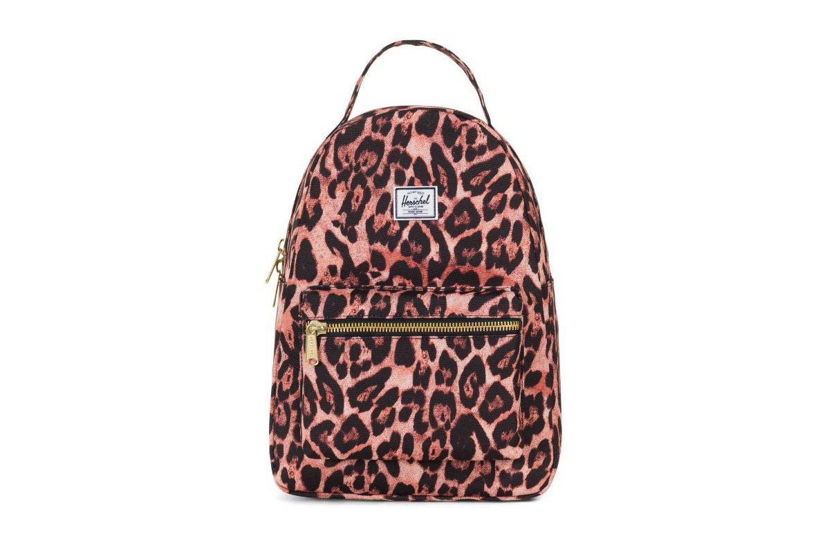 Herschel Supply Nova Mini Backpacks Ash Pink Arrowood Yellow Black Navy  Camouflage Leopard Print 05f6e76777251