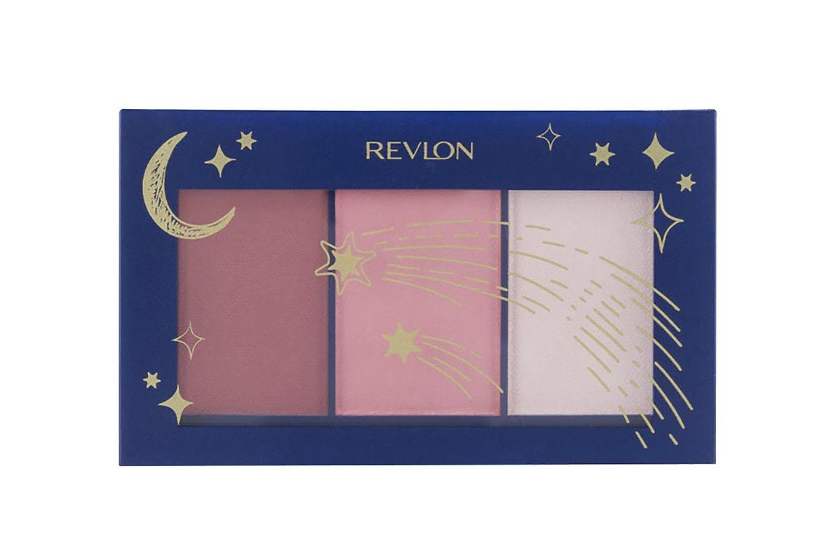 Revlon Shoot the Moon Makeup Collection Adwoa Aboah Model Bathroom