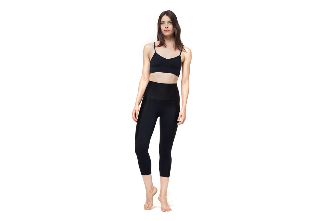 Kith Women's Activewear Collection Brie Sports Bra Yellow