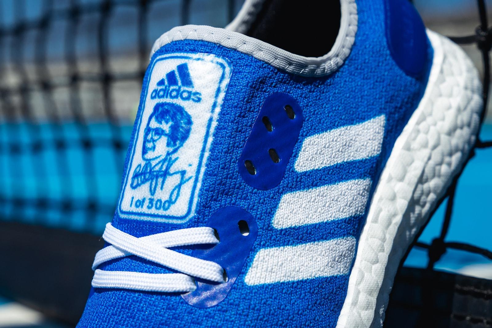 Billie Jean King adidas AM4BJK SPEEDFACTORY Blue