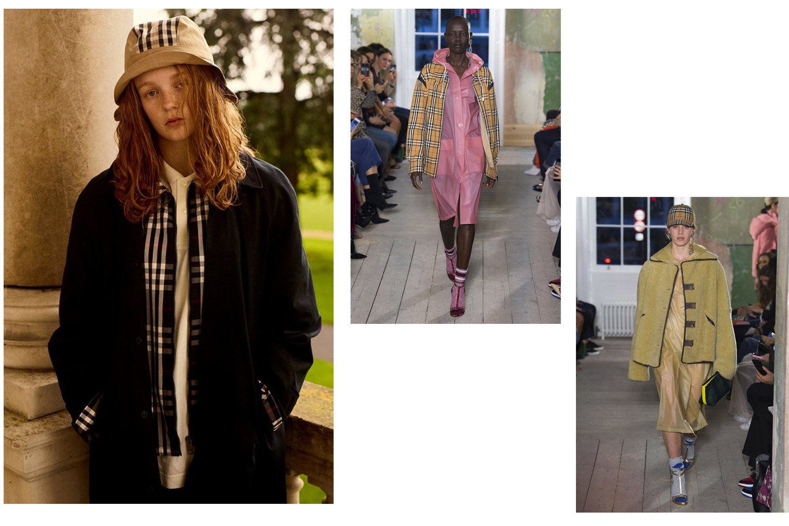 Riccardo Tisci Burberry Prediction Expectation Gosha Rubchinskiy Fall Winter Spring Summer Fashion Week London Fashion Week LFW Collection Designer Show