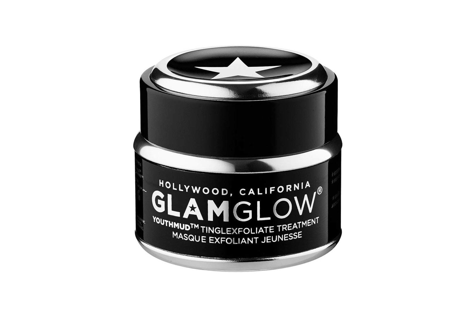 GLAMGLOW Supermud Cleaning Treatment Youthmud Gravitymud Firming Thirstymud Flashmud Powermud