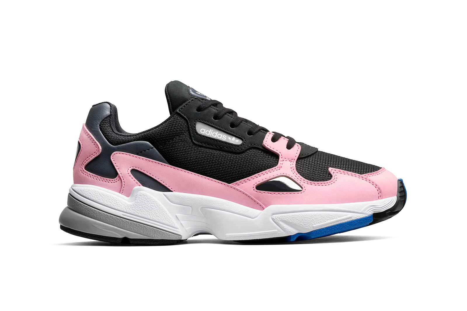 Kylie Jenner adidas Originals Falcon Dorf Pink