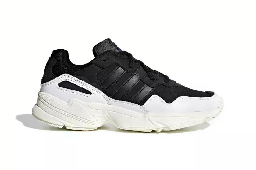 adidas Originals Yung 96 White Orange