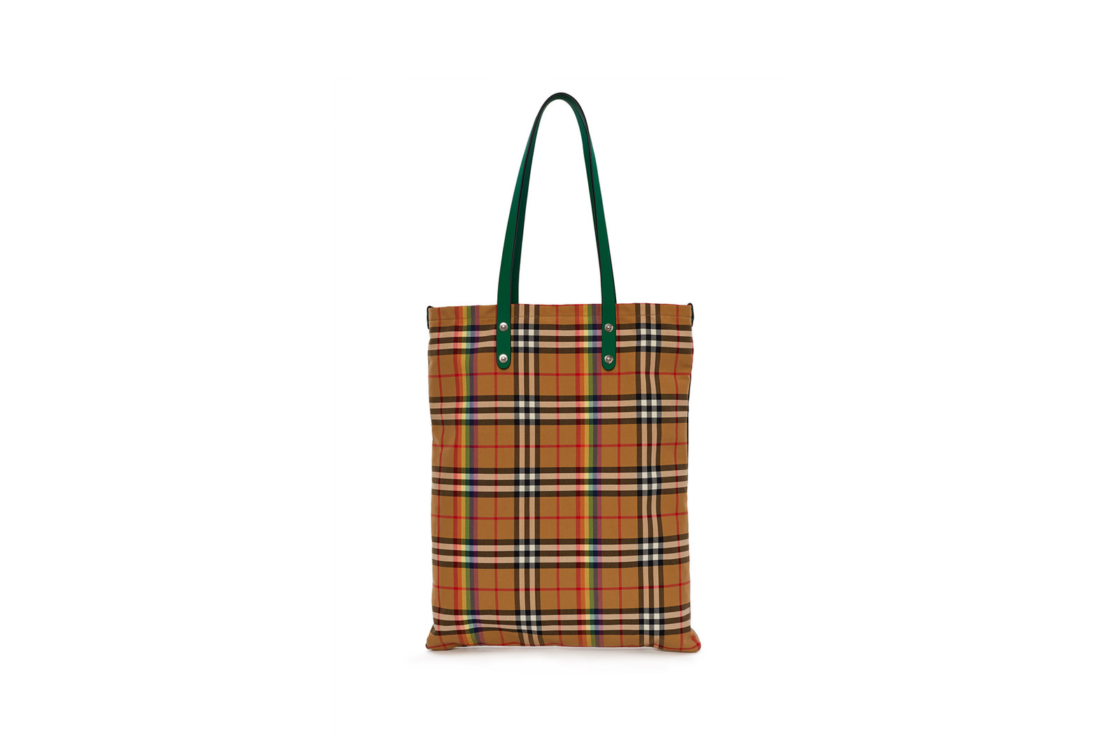 Celine Tote Bag White Black Square Clutch