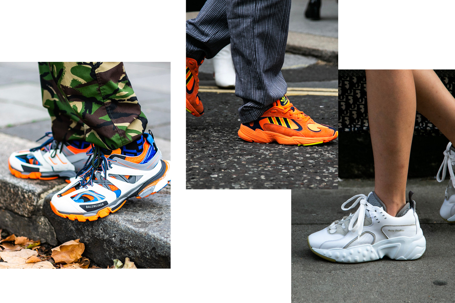 Top Street Style Trends from London