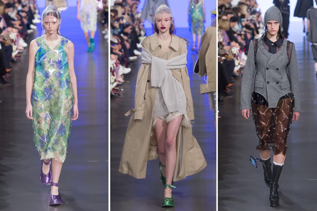 Paris Fashion Week SS19 Spring Summer 2019 Dior Jacquemus Gucci Saint Laurent YSL Yves Saint Laurent Marine Serre Anthony Vaccarello Alessandro Michele Maria Grazia Chiuri