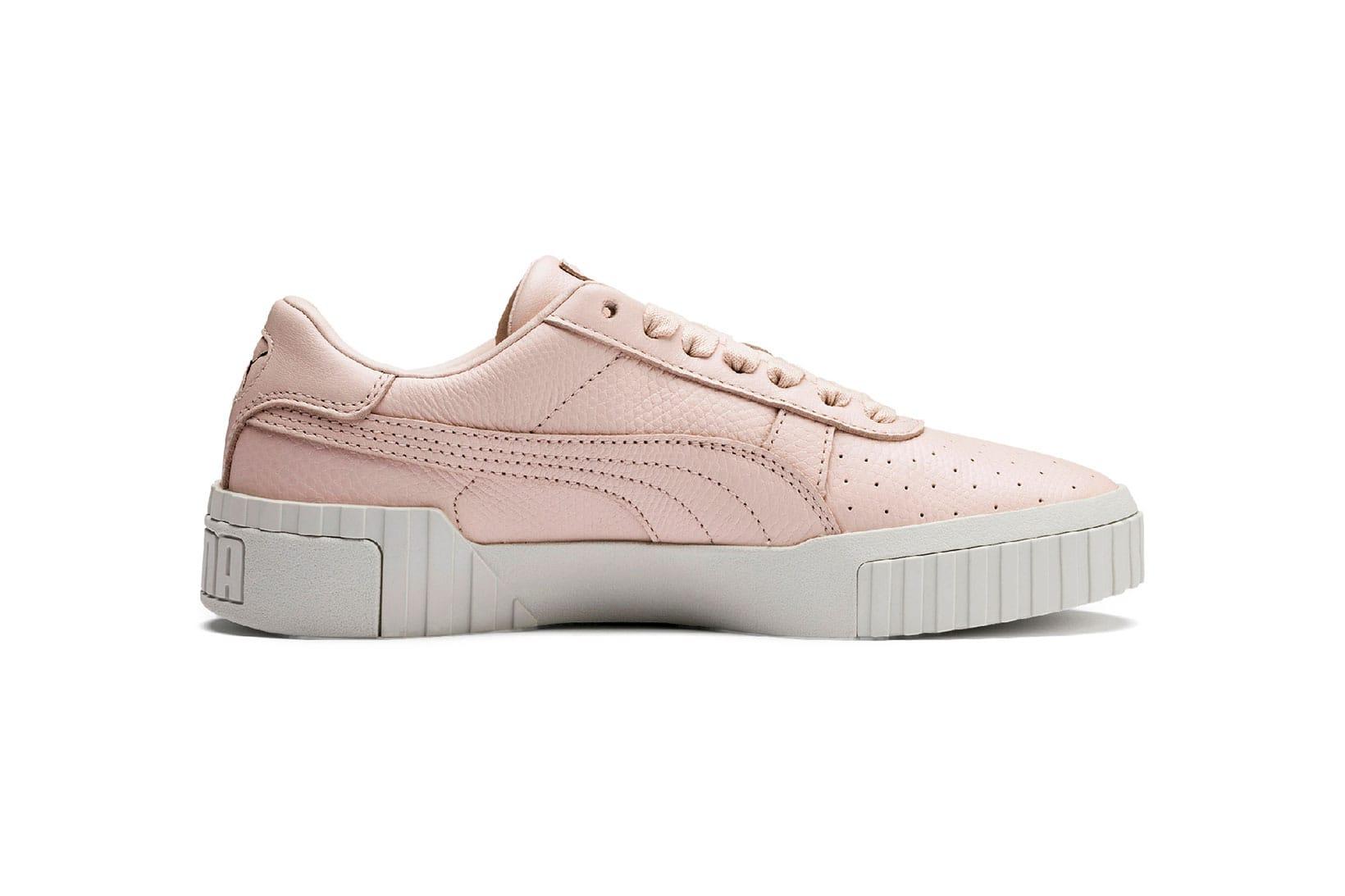 PUMA Releases Women's Cali Sneaker