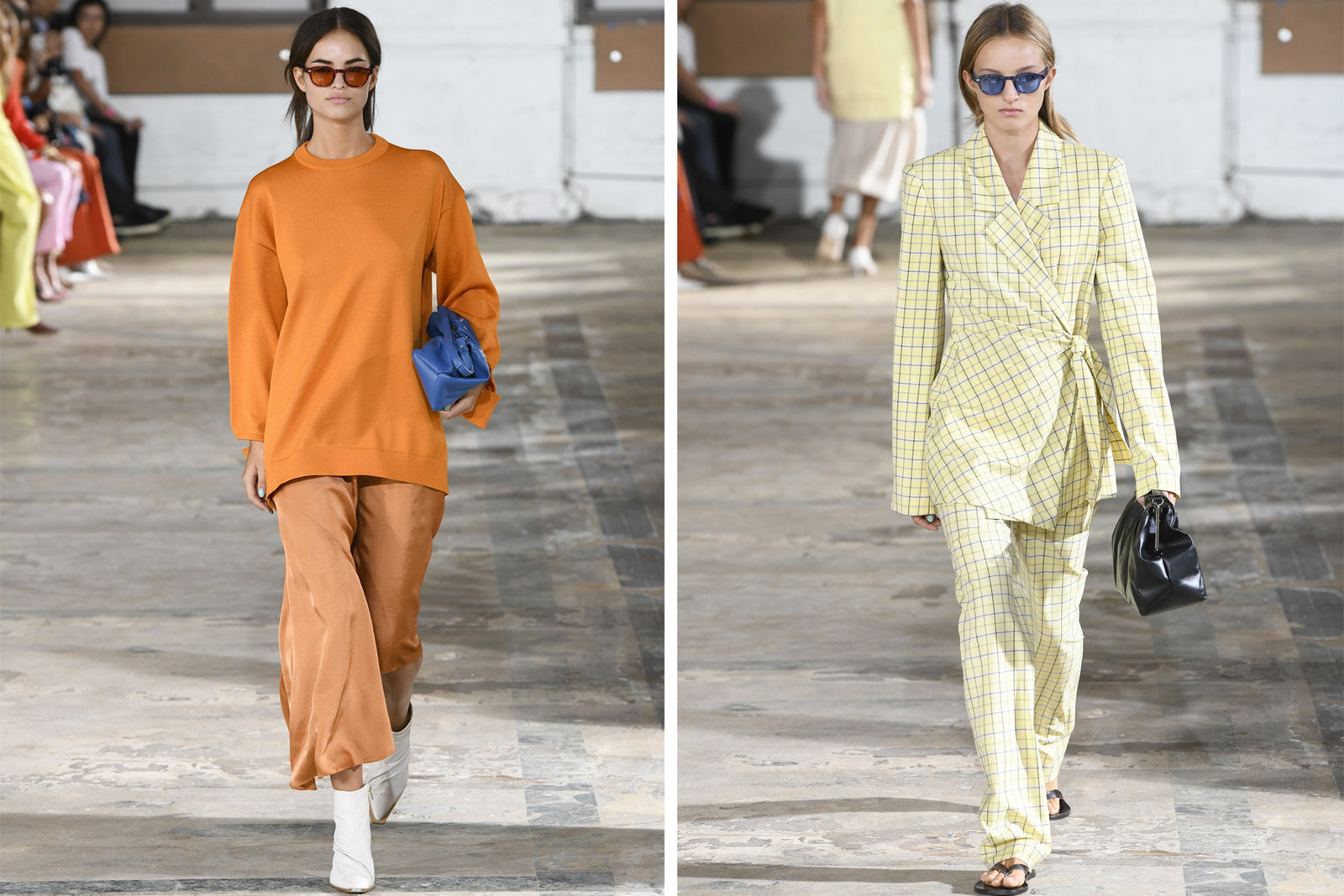 9ae695eef85c New York Fashion Week Spring Summer 2019 Shows Pyer Moss Monse Jeremy Scott  Ralph Lauren