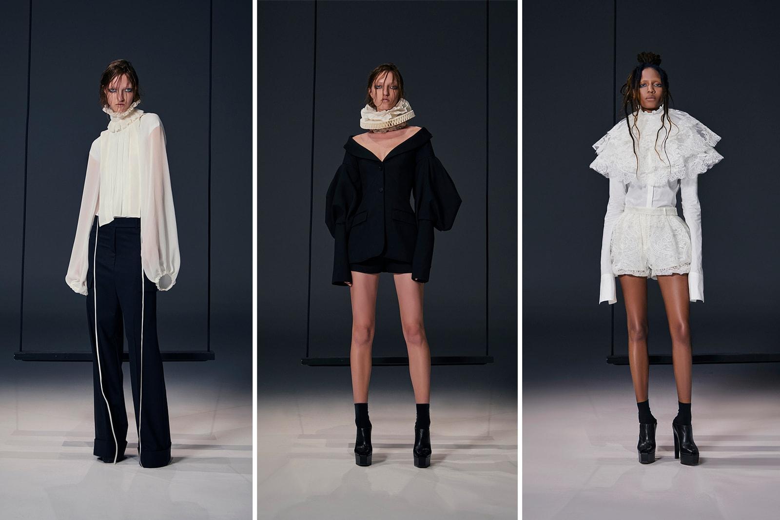 New York Fashion Week Spring/Summer 2019 Shows Pyer Moss Monse Jeremy Scott Ralph Lauren NYFW