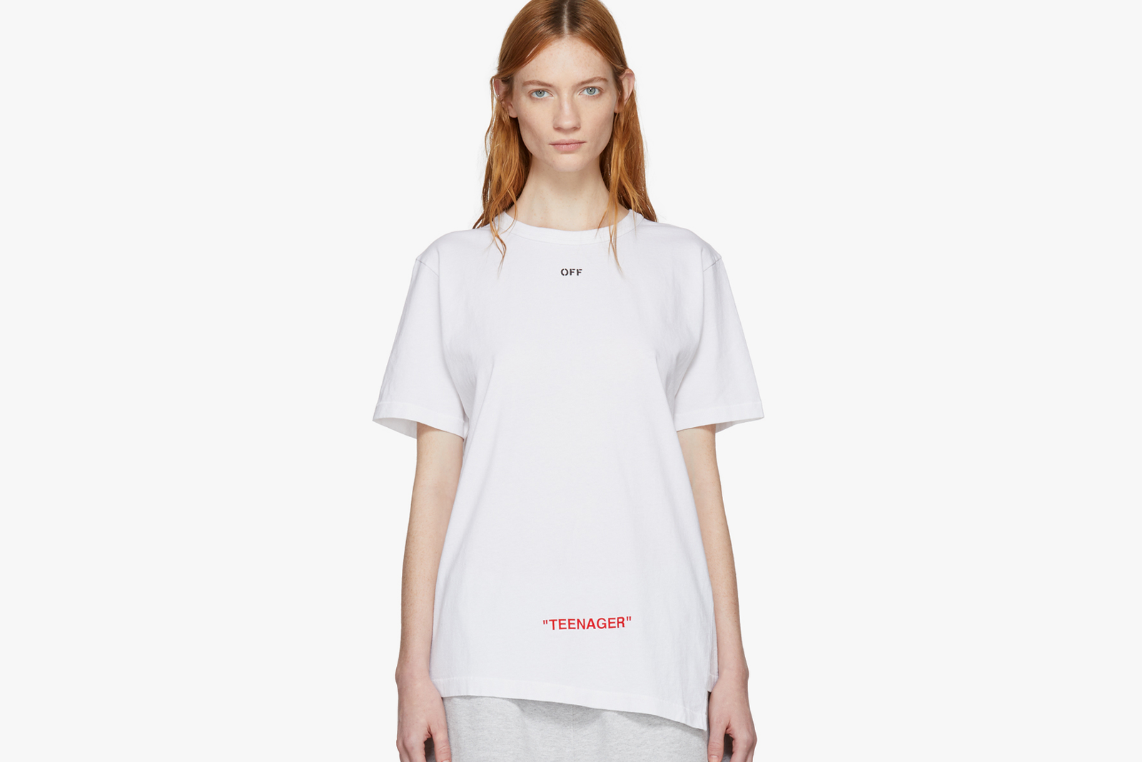 Woman Supreme T Shirt London Fashion Week Spring Summer 2019