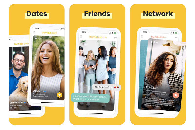 Best Apps To Meet New Friends Bumble, Hey!VINA   HYPEBAE