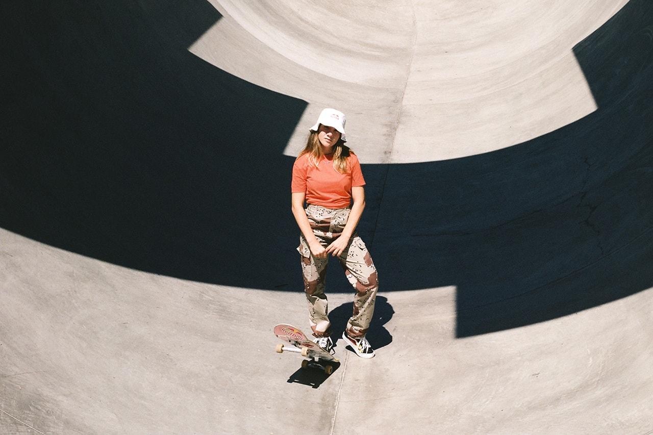 Brighton Zeuner Skateboarder Interview Vans Red Bull X Games 2020 Tokyo Olympics