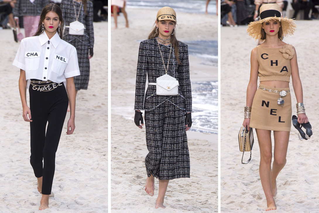 Paris Fashion Week SS19 Spring Summer 2019 Dior Jacquemus Gucci Saint Laurent YSL Yves Saint Laurent Marine Serre Anthony Vaccarello Alessandro Michele Maria Grazia Chiuri