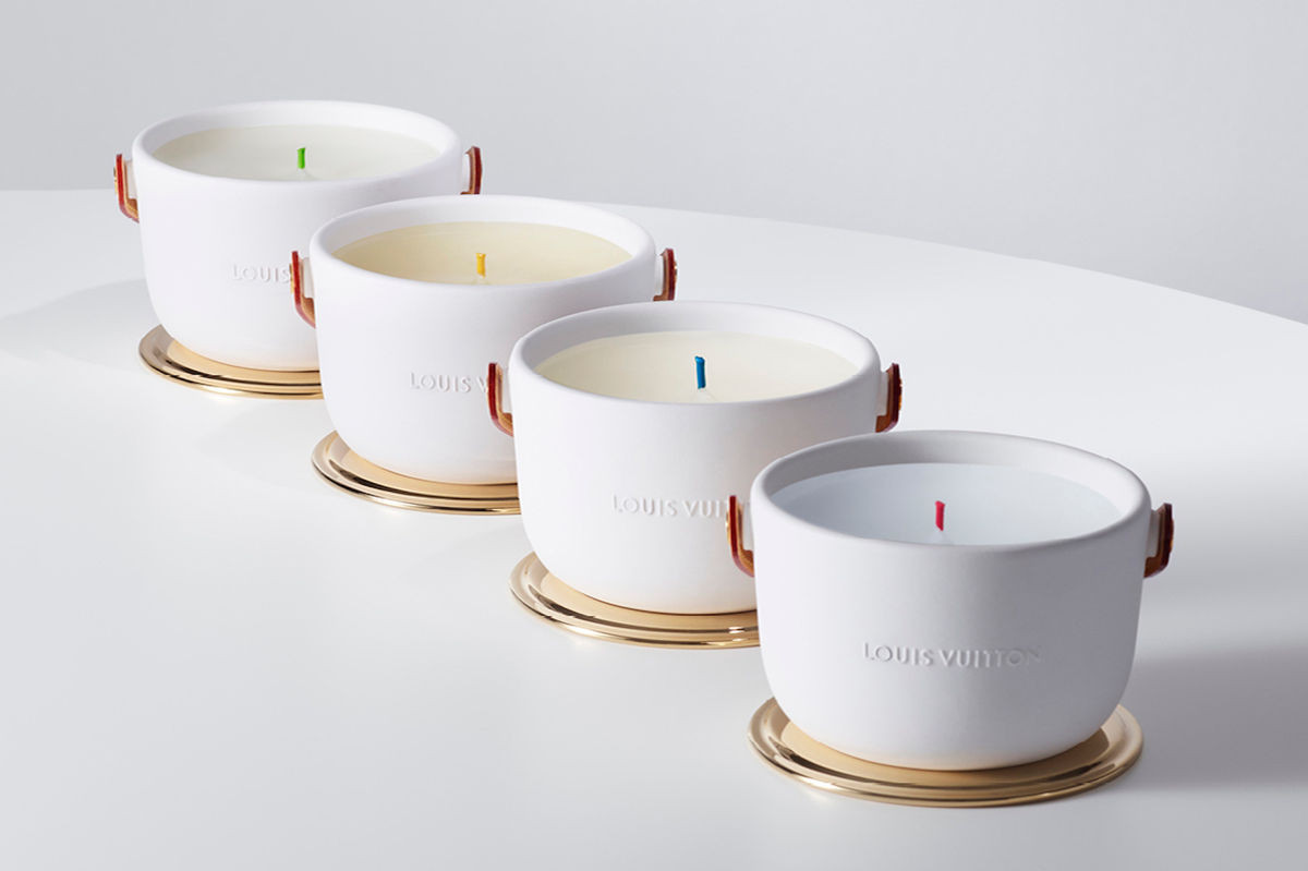 Gucci Fall Winter 2018 Decor Candles