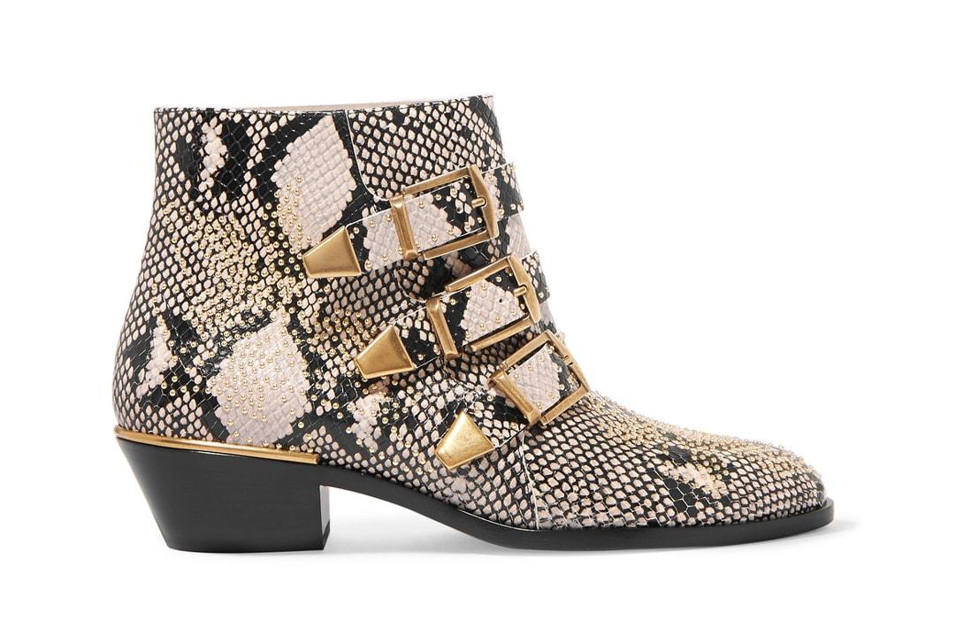 MATCHESFASHION fendi boots roma logo black yellow white