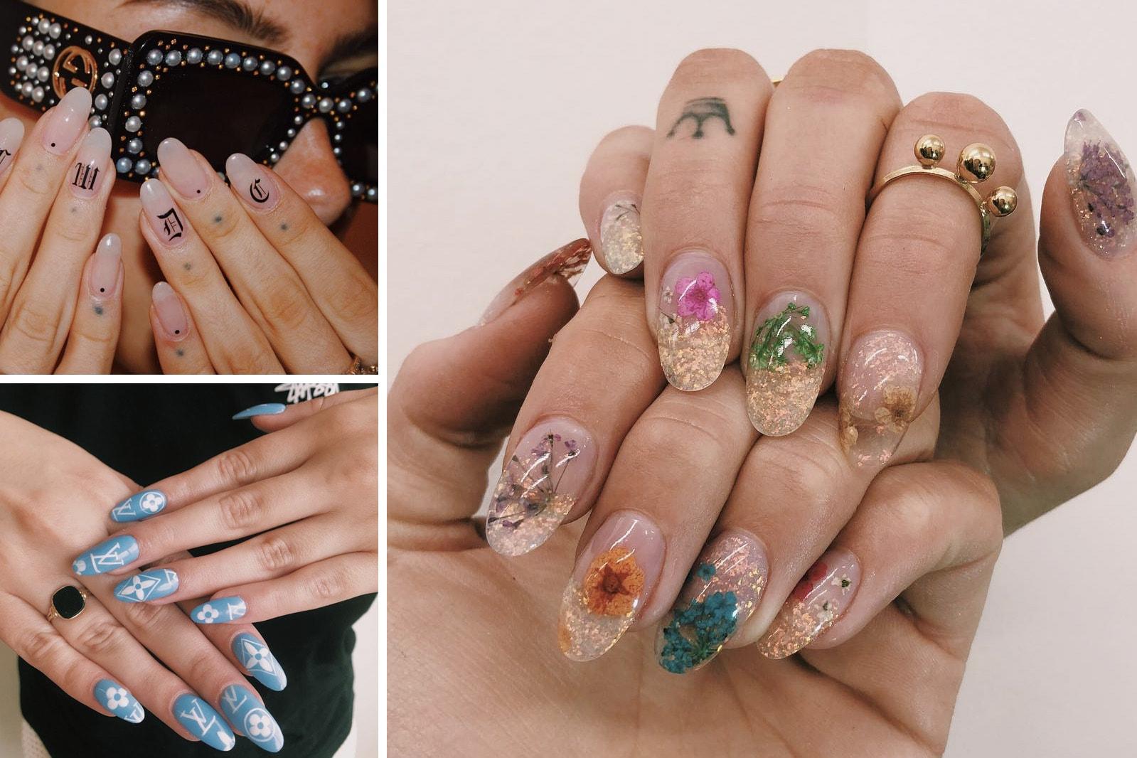 Best Top Central East South London Nail Art Salons WAH Nails Imarni Skinnydip Nail Club Nail'd It Reecey Roos