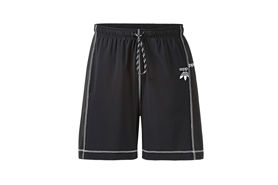 Alexander Wang x adidas Originals Season 4 Top Shorts Black