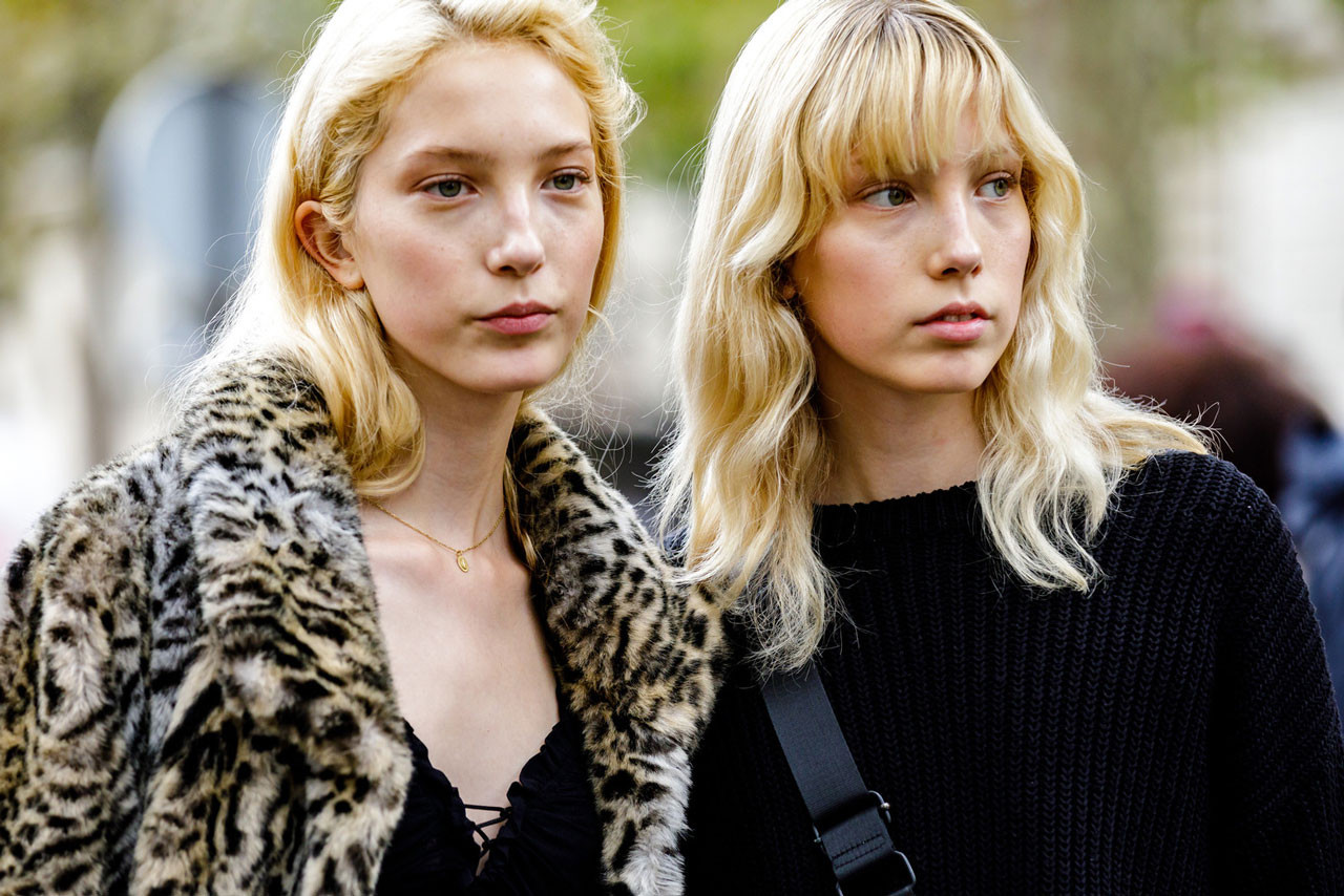 Paris Fashion Week Spring Summer 2019 Street Style